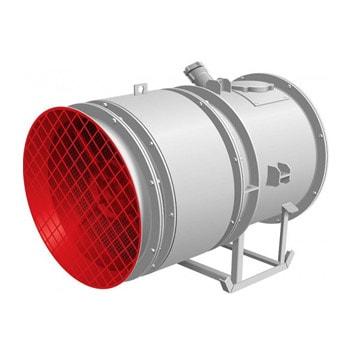 Шахтный вентилятор ВМЭ-6